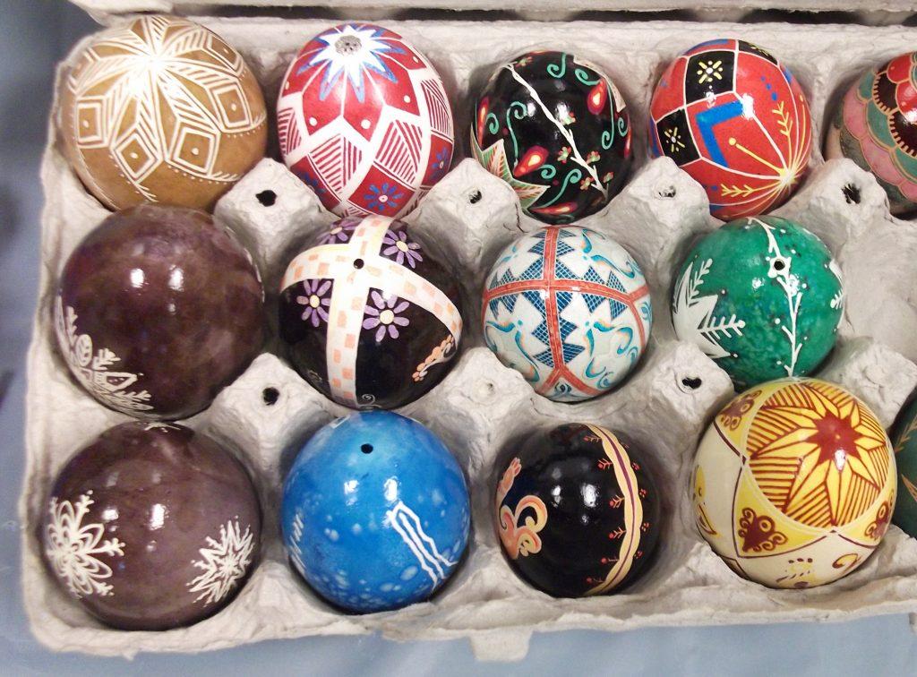 Ukranie Eggs