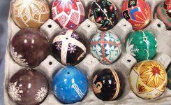 Ukranine Eggs